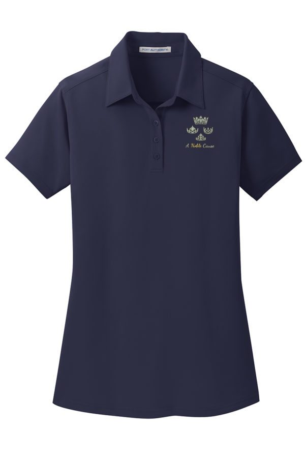 Women's Polo, Navy